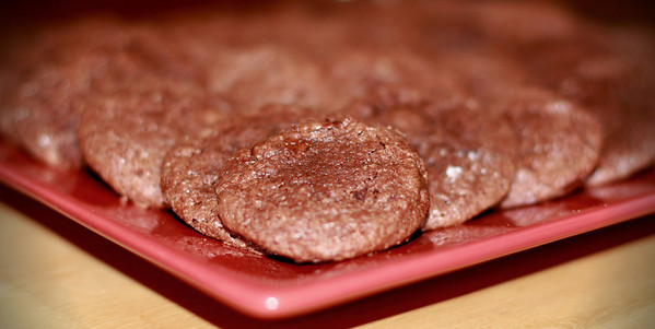 Kristin's Chocolate Truffle Cookies