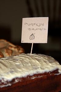 Kristin's Pumpkin Bread