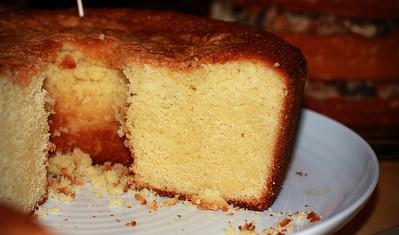 Beth's Pound Cake