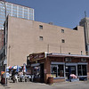 "Danny Edward's Famous Kansas City Barbecue joint was located near 13th & Grand when these photos were made in April 2004. It was also known as ""Lil' Jake's Eat It and Beat It"". Danny had to move the place to make way for the new Sprint Arena. He is now located on SW Boulevard, just SW of the downtown KC area."