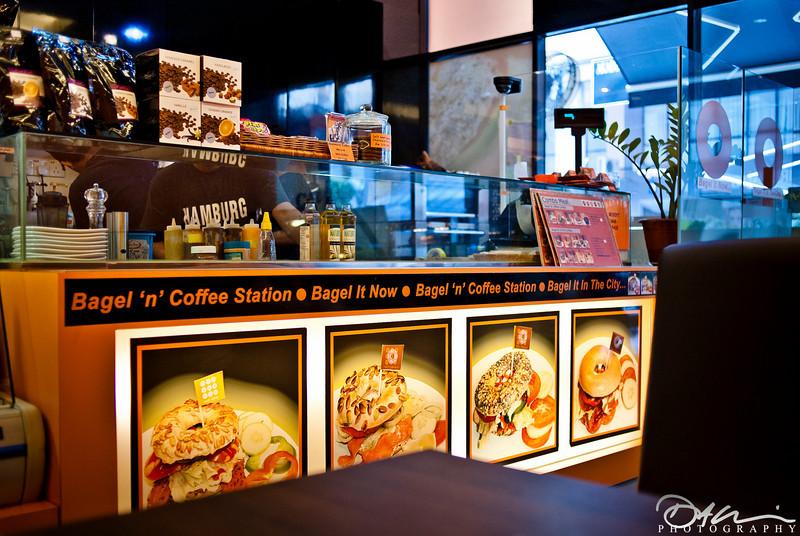 Bagel 'n' Coffee Station @ Hartamas Shopping Complex
