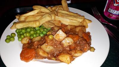 Beef Mince Hotpot