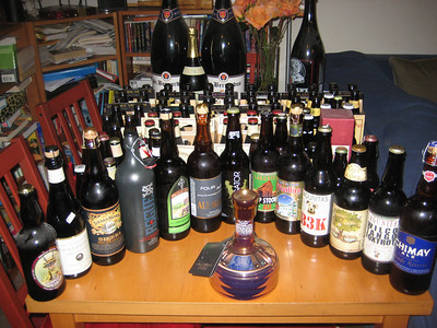 Beer Collection - April 2010