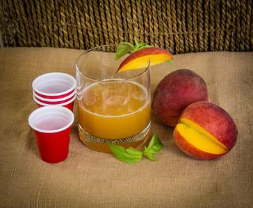 """Summeripe """"Peach Prohibition"""""""