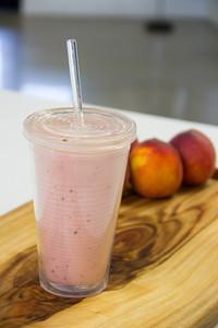 Summeripe Peach Smoothie