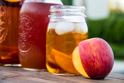 Summeripe Perfectly Peachy Iced Tea