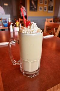 Monstrous Vanilla Milk Shake