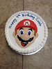 Super Mario Brother's Cake