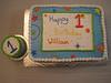 1st Birthday Fun
