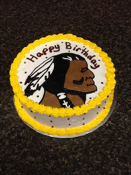 Redskins Birthday