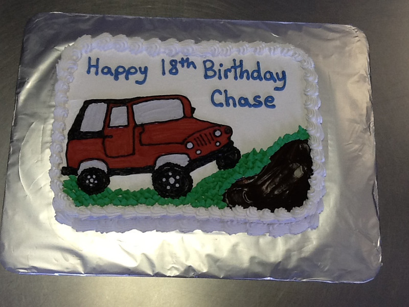 Jeep Lover's Birthday