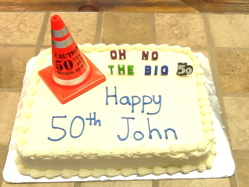 Oh No The Big 50