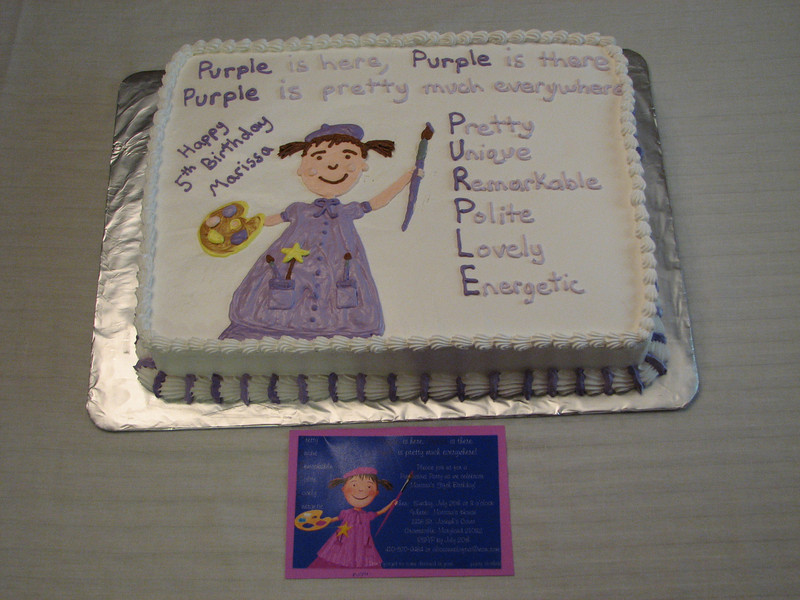 Purplicious Birthday