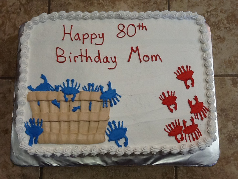 A Birthday Bushel