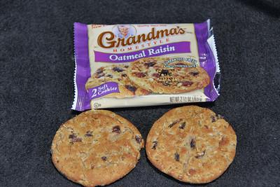 Oatmeal & Raisin Cookie