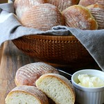 Petit Pains - French Bread Roll Recipe