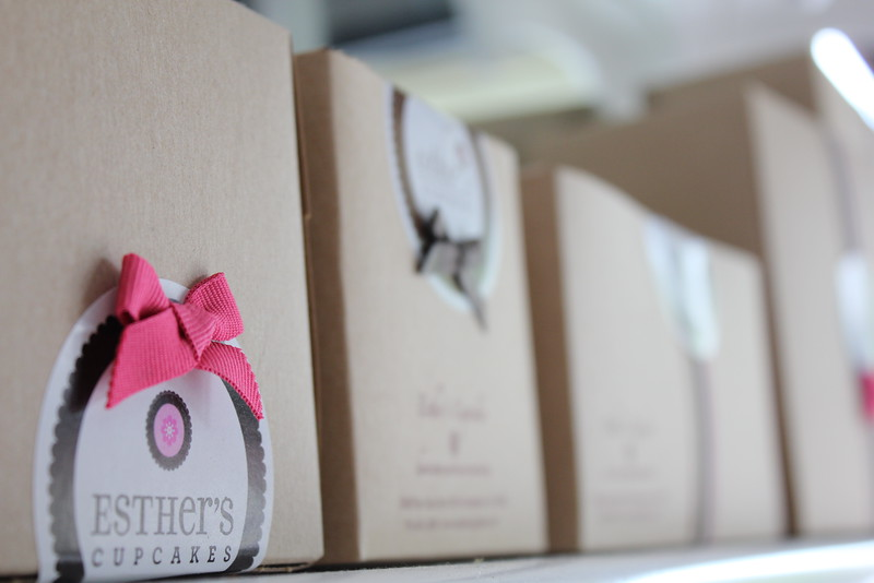 Esther's Cupcakes | Pretty Packages