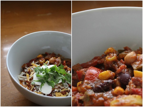 Chili Collage