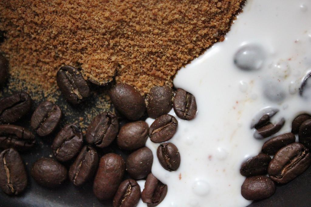 Petits Pots de Crème au Café (Vegan)