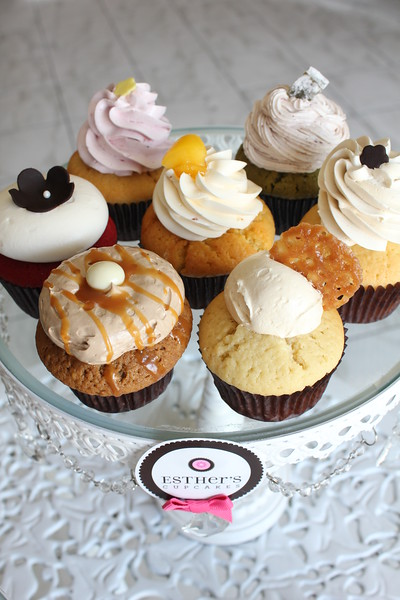 Esther's Cupcakes | One of each, please.