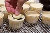 basil lemon blueberry cupcakes - 11