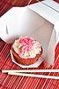 red velvet cupcake from kitchenette - 2