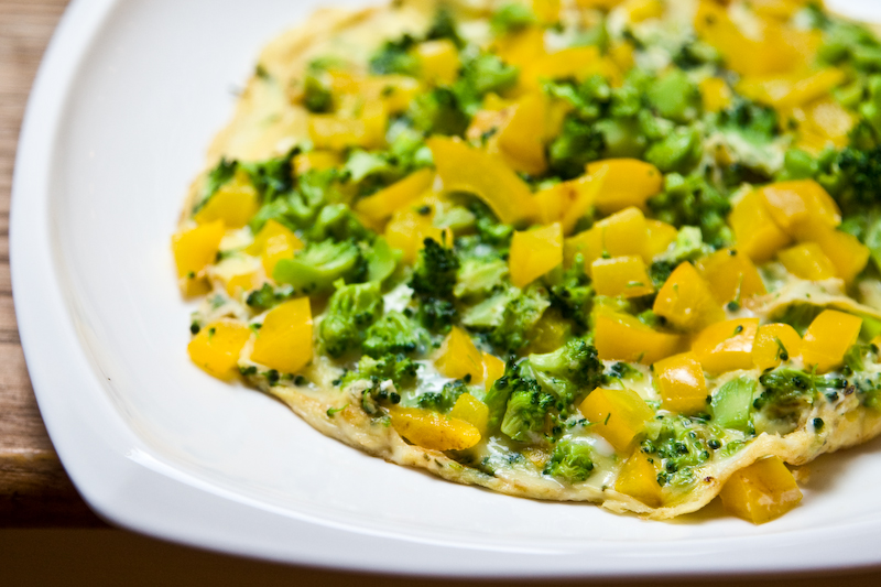 omelet - 1