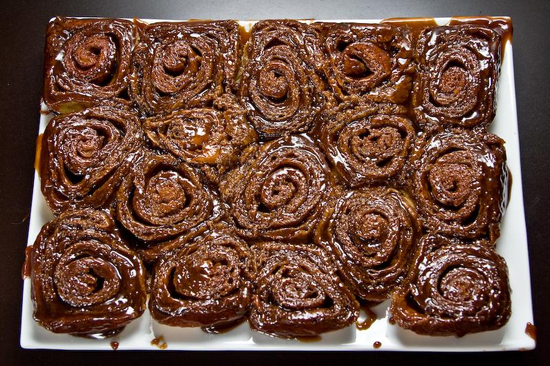 pecan honey sticky buns - 11 - 10