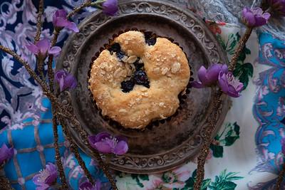 Blueberry corn muffin-1129