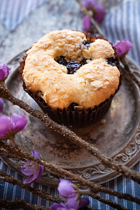 Blueberry corn muffin-1120