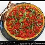 tomato tarta