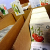 Botanical Interests Seeds process a variety of seed packets at their Broomfield location.<br /> Cliff Grassmick / February 25, 2010