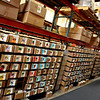 Tracy Woodall puts together a large seed order from a vast variety of seeds at Botanical Interests.<br /> Botanical Interests Seeds process a variety of seed packets at their Broomfield location.<br /> Cliff Grassmick / February 25, 2010