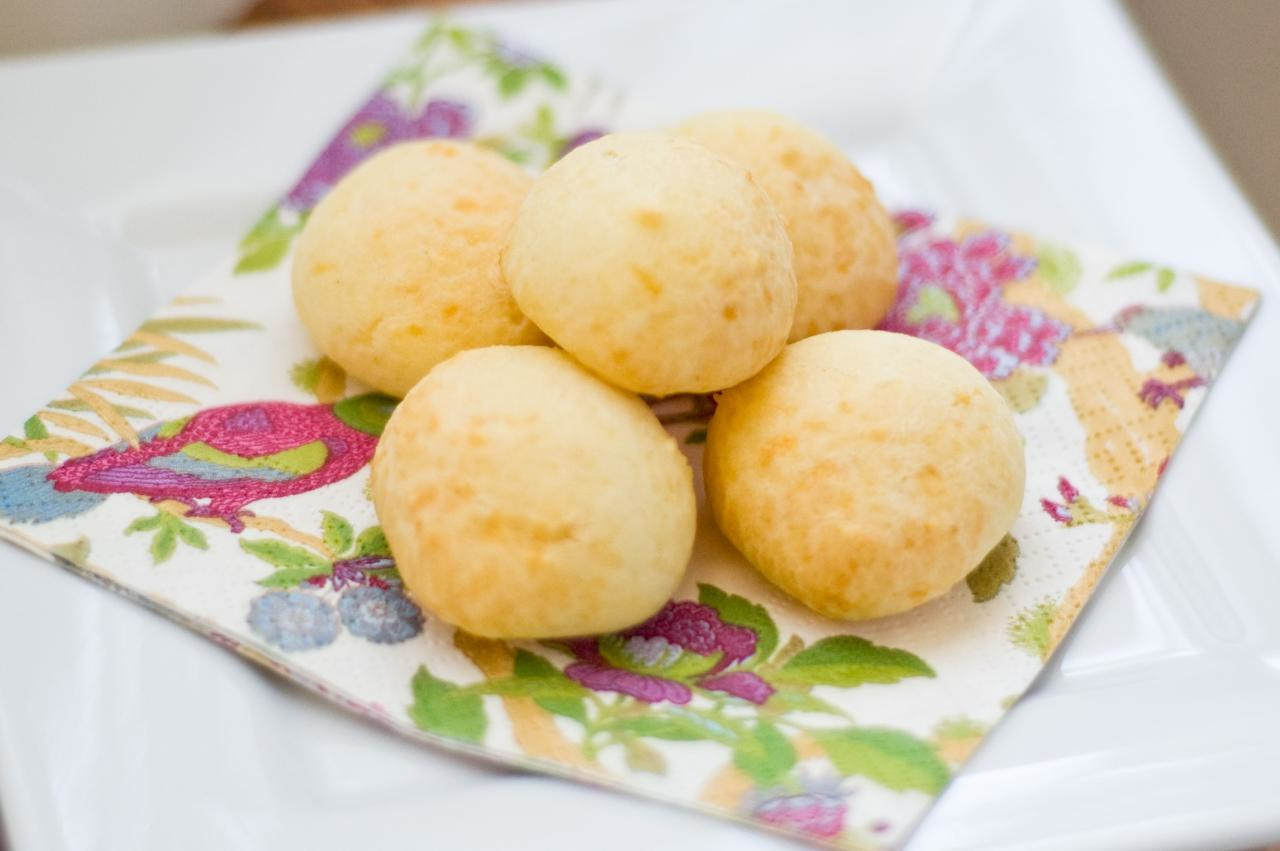 Pao de Queijo is just one of the Brazilian food you need to try, discover the others.