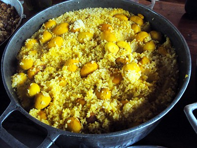 arroz com pequi (c) CC Jean Marconi https://flic.kr/p/9aHc1D