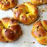 Sfoof - Lebanese Turmeric Buns Recipe