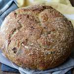 Walnut Levain Bread Recipe