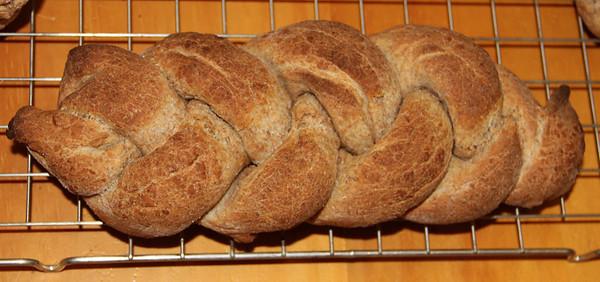 Bread Making - 24 February 2013