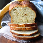 Cottage Cheese, Dill, and Caramelized Shallot Bread Recipe