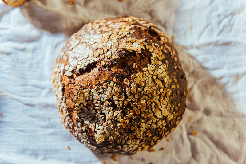 Oatmeal Porridge  Sourdough