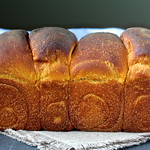 Sourdough Pumpkin Milk Bread