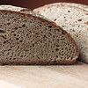 Whole wheat sour dough. Peter Reinhart Artisan Bread Every Day.