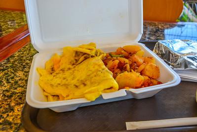 Eggs and Spanish Potatoes