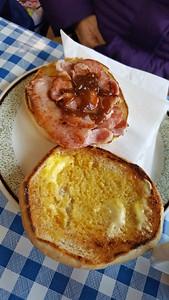 Bacon Bap