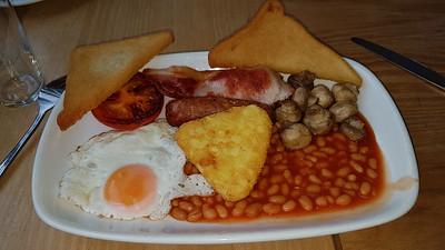Sailers Breakfast