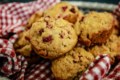 Summeripe Plum Muffins