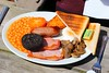 """Breakfast, served in the """"Driftwood Cafe"""" in Blue Anchor<br /> <br /> 07/06/15"""