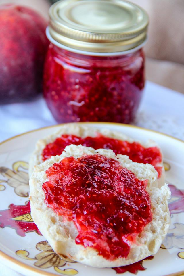 Klassen Family Peach-Raspberry Jam