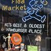 Westport Flea Market Bar & Grill on Westport Rd., K.C. Mo.