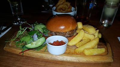 8oz Beef Burger
